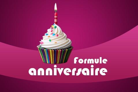 ffc72553c07ef LES FORMULES ANNIVERSAIRE COMPRENNENT. Possibilité d organiser des formules anniversaire  enfant.